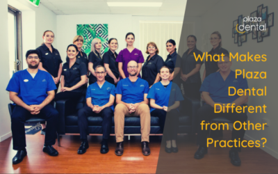 What Makes Plaza Dental Different from Other Practices?
